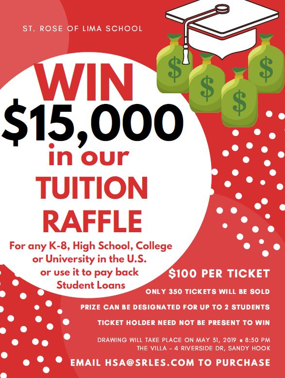 Tuition Raffle