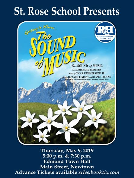 Come see Getting To Know The Sound of Music!